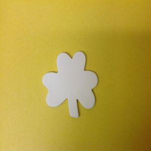 3 Leaf Clover Magnet